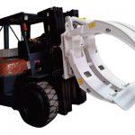 Vurkhyser-aanhegsels 360 rotasie-enkelrolpapierrolklemme