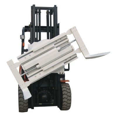 China-verskaffer 3 ton vurkhyser-vragklampe wat vurkklampe draai